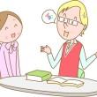 English -teacher student